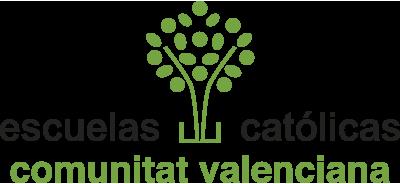 Logo Escuelas Católicas CV