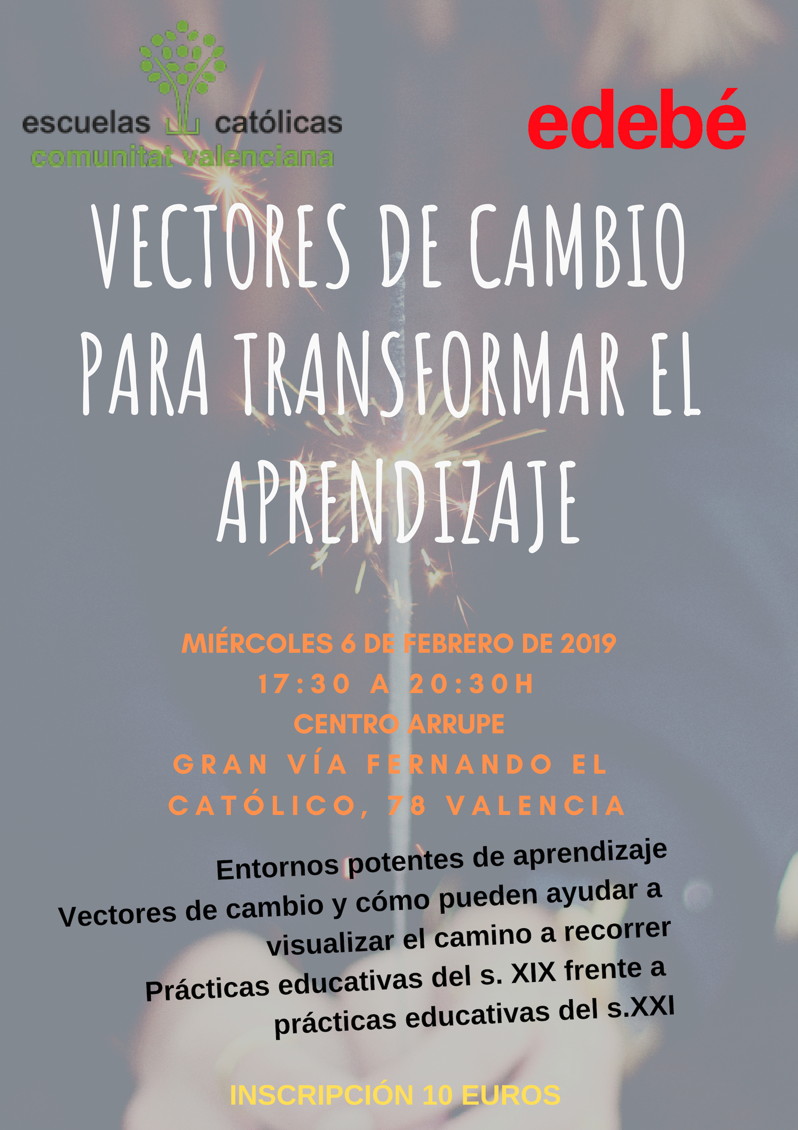 VECTORES DE CAMBIO PARA TRANSFORMAR EL APRENDIZAJE