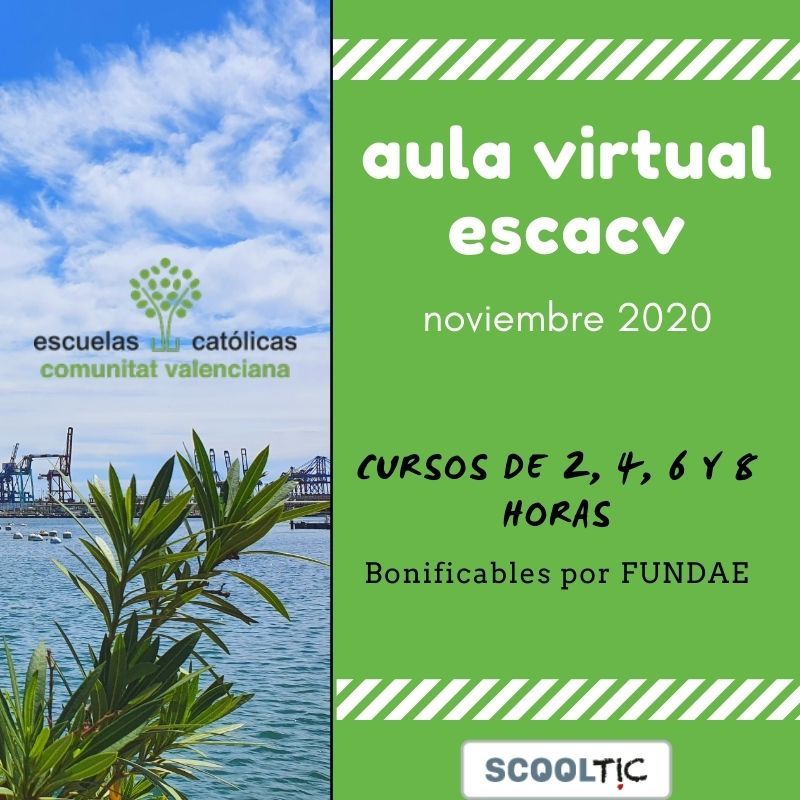 cartel aula virtual nov2020